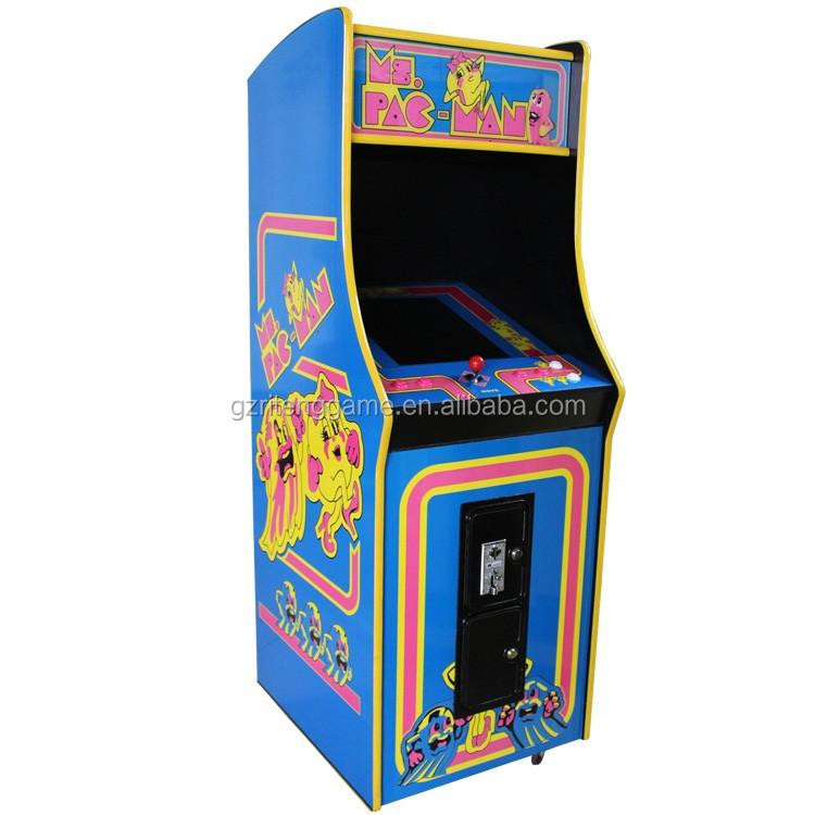 arcade pacman machine for sale