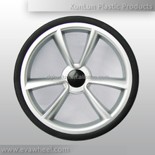 Stroller wheels eva tire pu tire