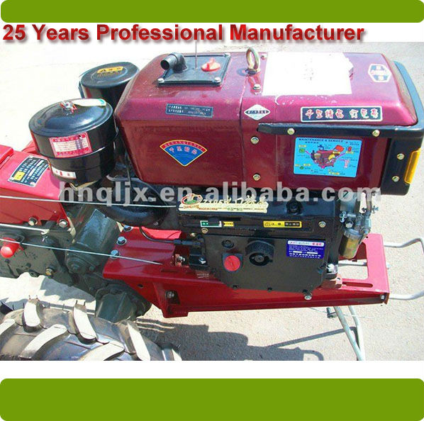 QLN from 10-19hp china cheap farm hand tractor manual