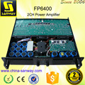 FP6400 1300W Home Sound System Audio Power Amplifier