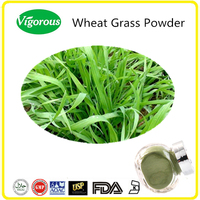 Green Natural Healthy wheat grass powder