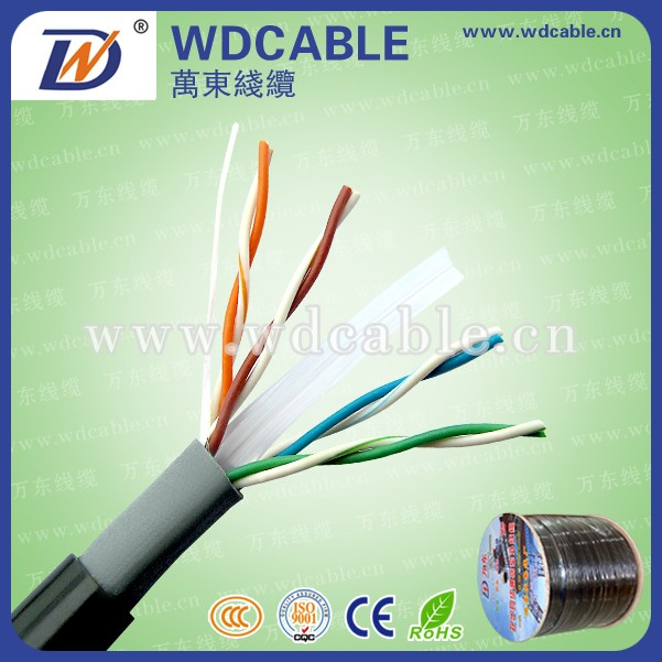 network cable 23/24/26/28awg cat5e cat6 utp/ftp/sftp network kable