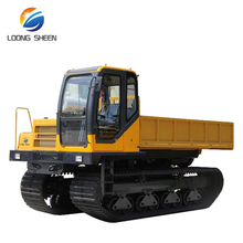 High Quality Mini Transporter, Crawler Dumpe with 10 ton