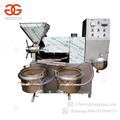 Newest Type Automatic Hemp Cooking Oil Processing Soybean Coconut Mustard Oil Expeller Olive Oil Extraction Machine