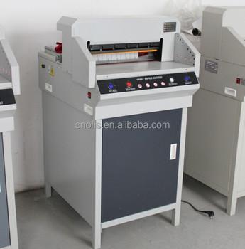 electric paper cutting machine