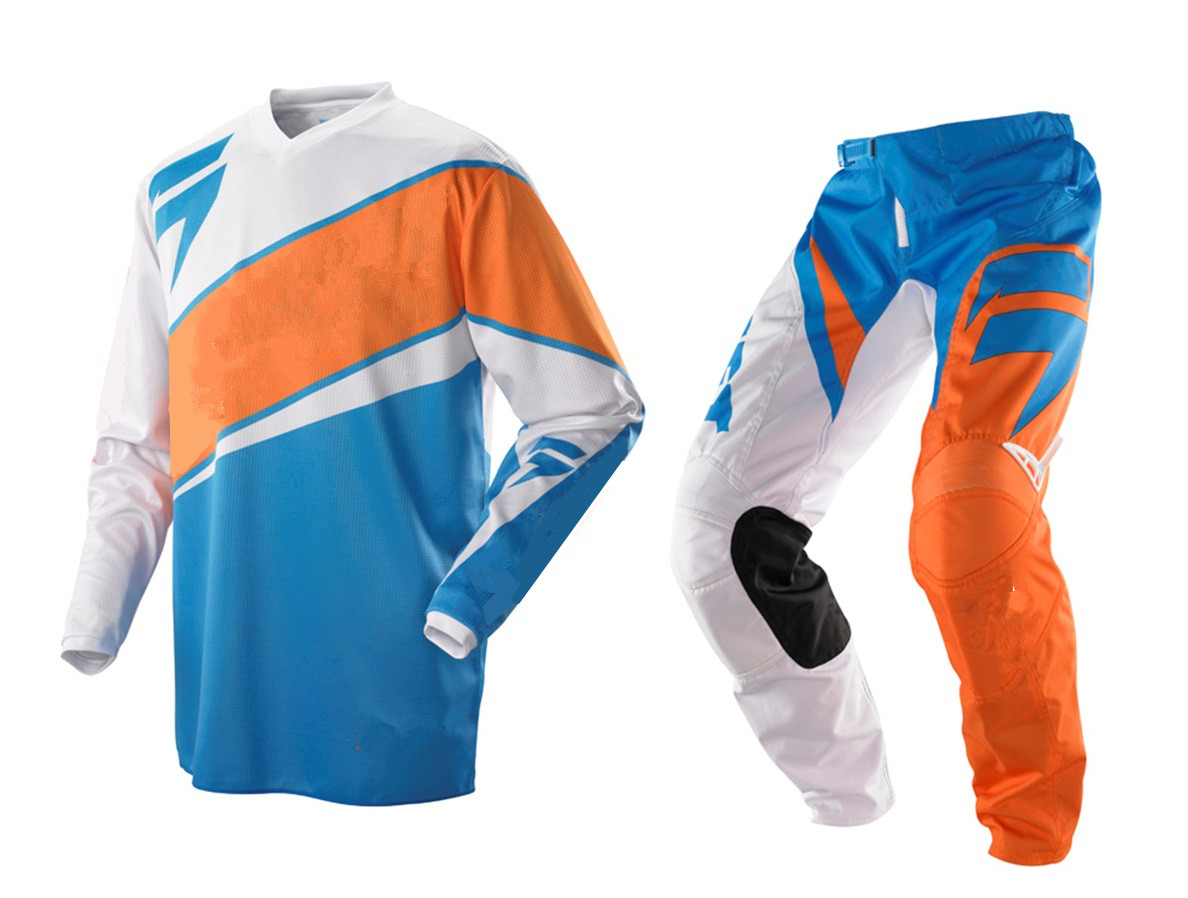 Wholesale custom sublimation motocross jersey