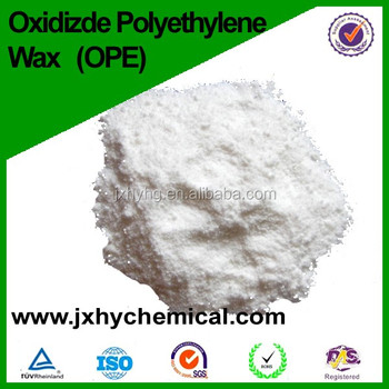 ope wax for textile lubricant