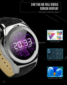 Classical smart watch gt08 with sim card vs dz09 smart watch