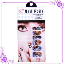 Nail sticker the latest full-watermark stickers series of convenient nail decals Nail Patch Art Product