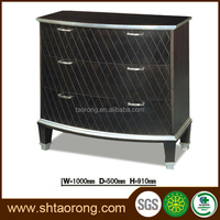 Modern commercial furniture living room cabinet chest of drawers