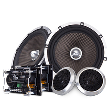 Hot sell high-end professional 2 way car speaker set 6.5 inch woofer 120W