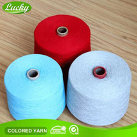 Trade assurance top quality 70/30 poly/cotton knitting yarn