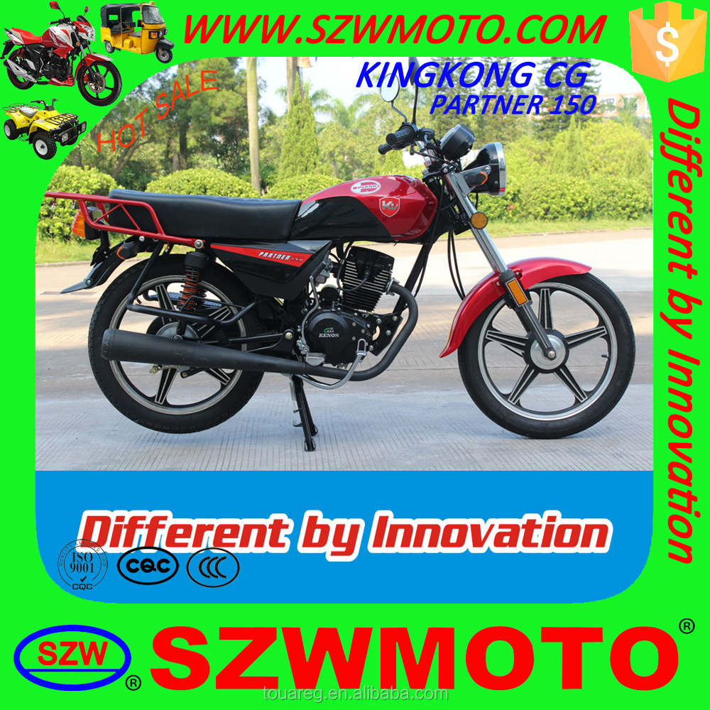 Hot Sale in Africa Low consumption Brand-new design Kingkong CG street motorcycle