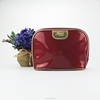 Mini Patent Leather Cosmetic Bag Cosmetic