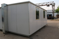 Good Insulated Timber for multifunctional folding container home