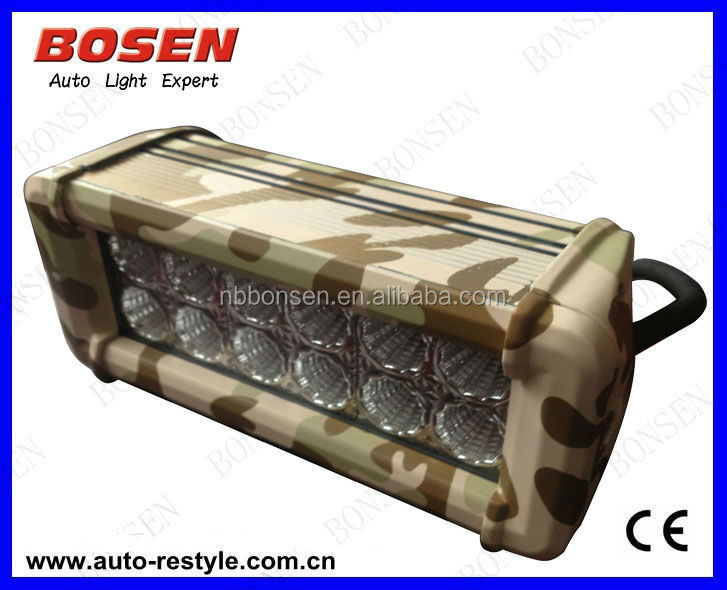 Canada markets military caouflage light bar