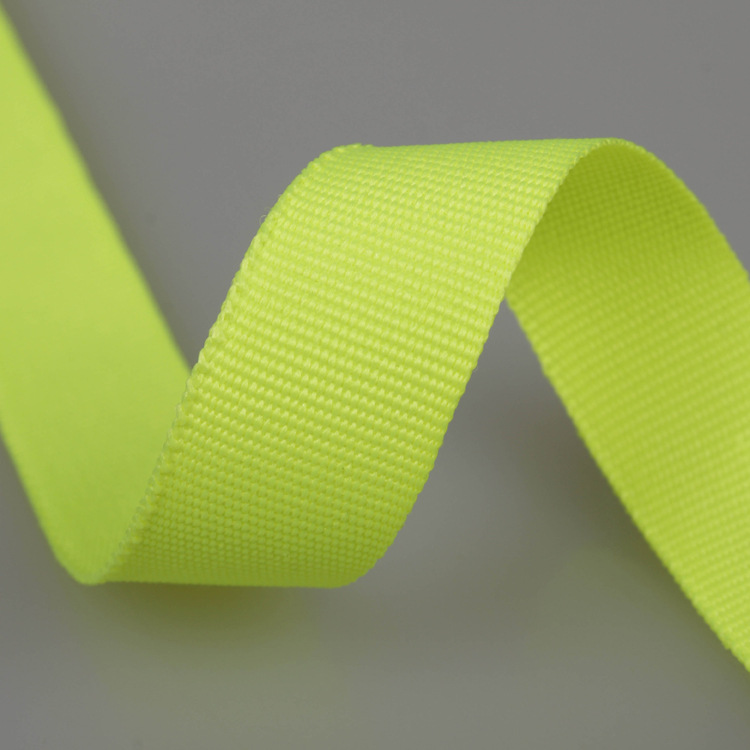 Bright color best selling polyurethane coated webbing