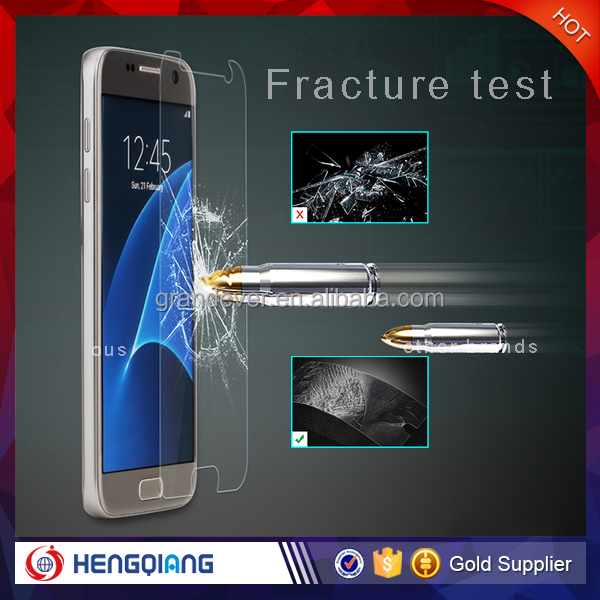 Tempered glass manufacturer premium tempered glass, for samsung s7 tempered glass