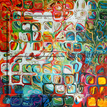 Wholesale Abstract Canvas Art Handpainted Oil Painting <strong>Picture</strong>