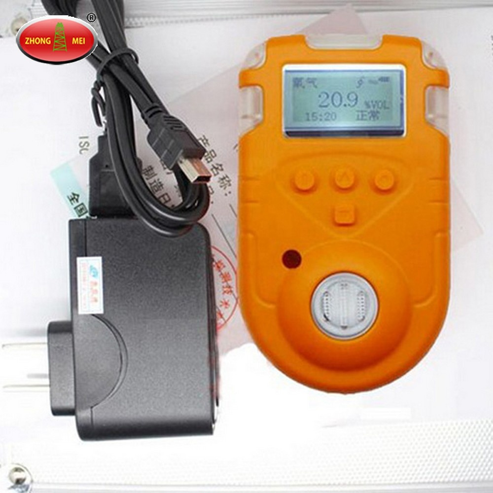 Sale On Factory Price Portable Gas Leak/Alarm Detector With Pump