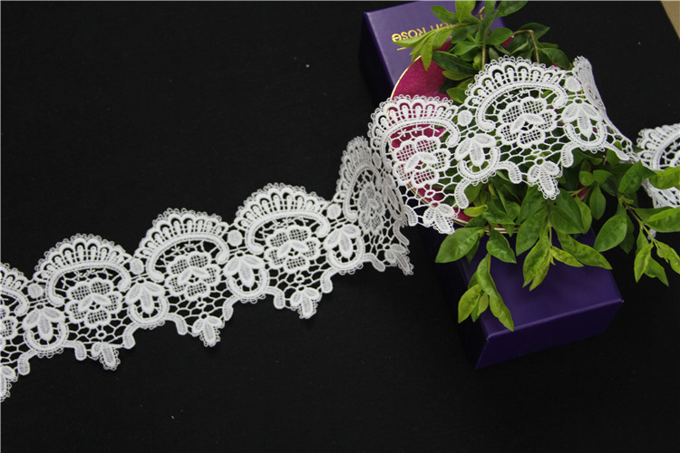 New style lace trim & bridal lace trim for 2016 new fashion garment accessory
