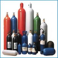 40L ISO9809 high pressure argon gas cylinder empty storage tank