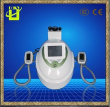 high quality portable cryolipolysis multipolar RF 40k cavitation cellulite removal beauty machine with CE