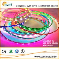 Premium Quality RGB WS2812B Color Changing Flexible LED Strips SMD 5050