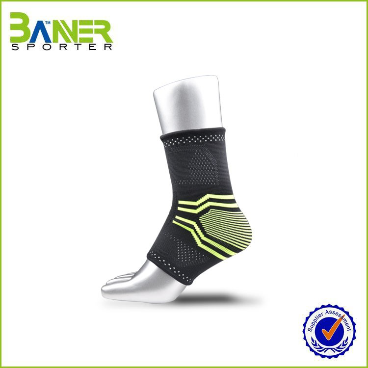 Made in China breathable elastic ankle wrist elbow support brace