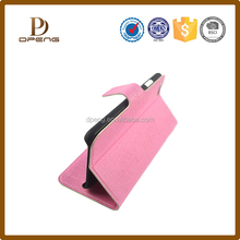 2014 new arrival leather light weight mobile phone case for lenovo s750