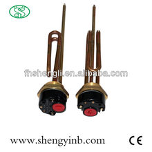 u type portable water heater type cast iron electric heating element for water heater