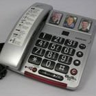 amplified telephone with answer machine