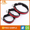 promotion nylon led dog collars reflective led dog products