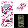 New Design Glow in the Dark Luminous Soft TPU Case Cover for Samsung Galaxy S8 S8 Plus