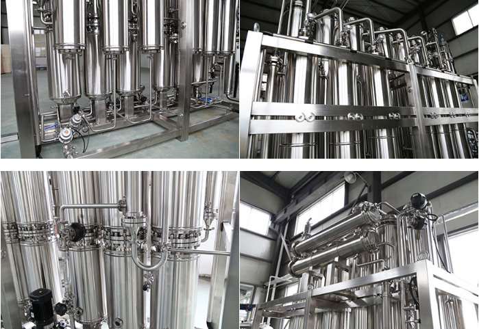 Automatic Stainless Steel Water Distiller Price