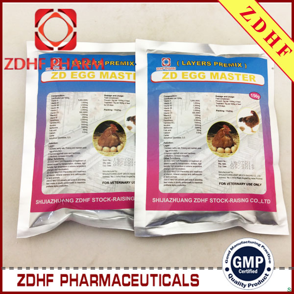 Veterinary Drugs Poultry Immune Care Eggbooster Powder
