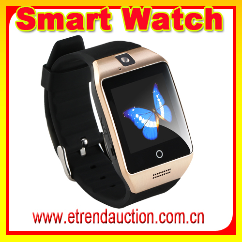 Sound Music Sensitive Smart Watch Reacts To Music Sound USB Rechargeable Smart wristband Q18