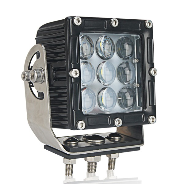 High bright 5w led work light IP68 hot sell truck led lamp