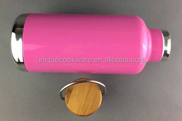 32oz 18/8 Food-Grade Stainless Steel Lid Stainless Steel Insulated Water Bottles