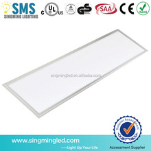 shenzhen sipplier ceiling square panel light 300*1200mm high lumen 56W led flat panel light