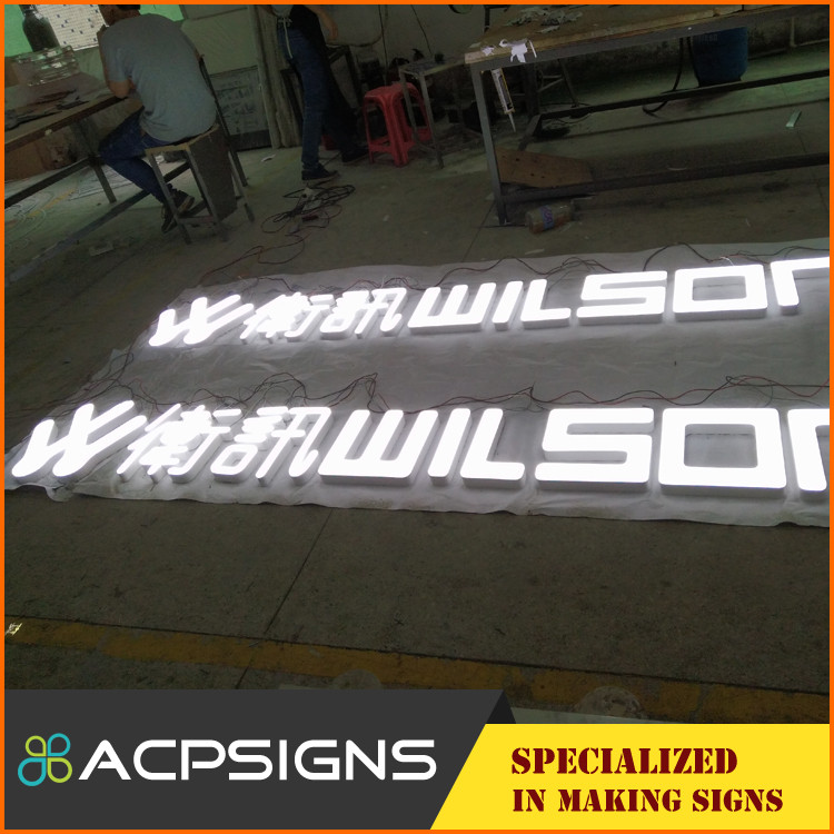 Wholesale double sided outdoor mini led open sign,high quality led light box,top outdoor double sided led sign