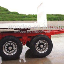 WONDEE Double Axle 14M 40T Dolly Semi-trailer