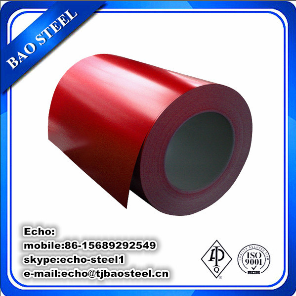 color coated steel coil, prepainted steel coil,prepainted galvanized steel coil 9 J