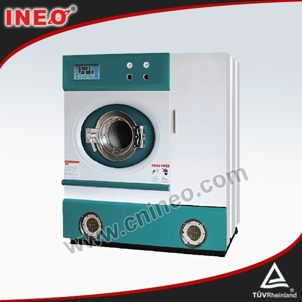 Stainless Steel Heavy Duty Commercial Hotel Laundry Machines/Laundry Used Dry Cleaning Equipment/Laundry Dry Cleaning Machine
