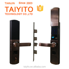 2017 best selling fingerprint door lock with smart home function