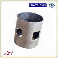 ISO/TS16949 certification suspension metal clamps for square tube