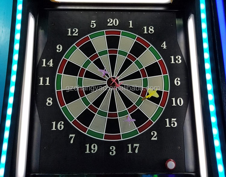 2016 Popular Luxury Electronic Dart Gaming Machine for Sale