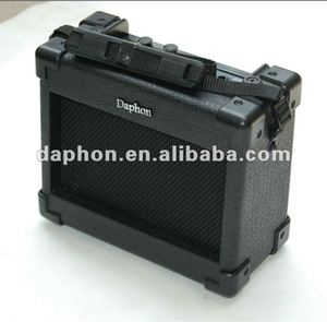 Portable 5W mini guitar amplifer Daphon