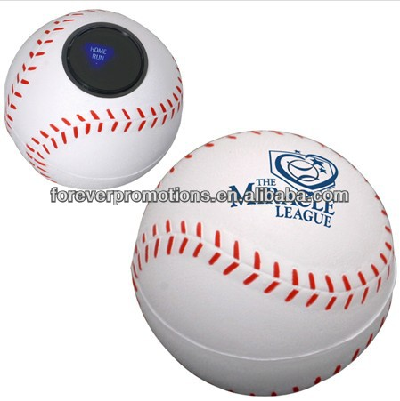 Magic Baseball Stress Ball