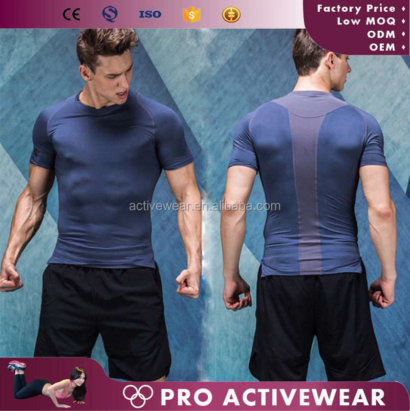 2017 New Fashion Custom Made Sports Wear, Custom Printed Rash Guard, Rash Guard Custom Logo